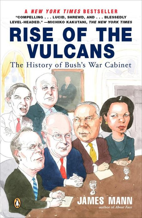 Rise of the Vulcans: The History of Bush's War Cabinet economic methodology