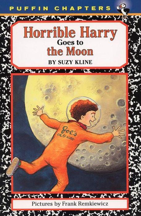 Horrible Harry Goes to the Moon maisy goes to nursery