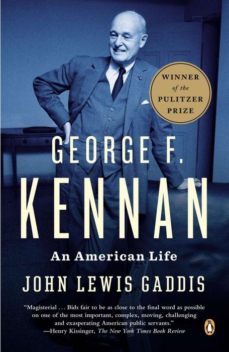 George F. Kennan: An American Life herbert george wells the war of the worlds