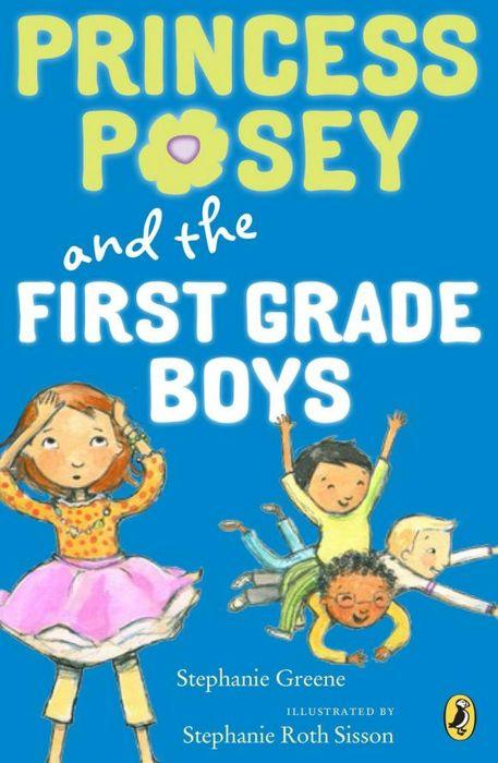 Princess Posey and the First-Grade Boys princess posey and the next door dog