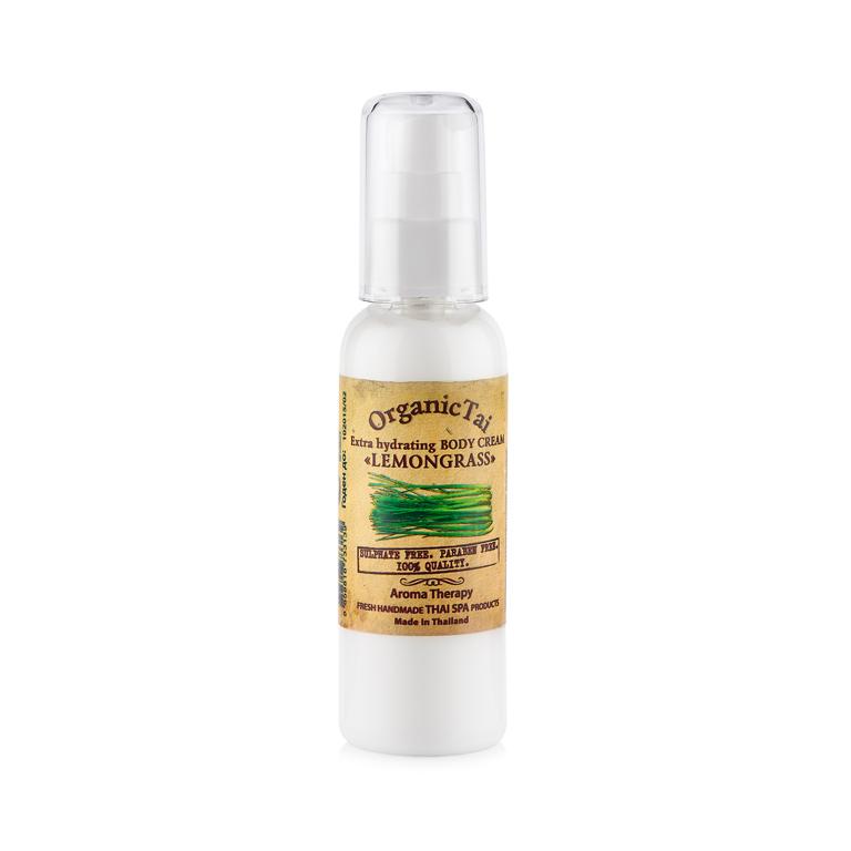 OrganicTai Экстраувлажняющий крем для тела «ЛЕМОНГРАСС»120 мл8858816733139РУЧНАЯ РАБОТА. ТАЙСКИЙ СПА. АРОМАТЕРАПИЯ. Уникальная формула. Не содержит воду, консерванты парабены. Превосходный состав крема способствует защите, увлажнению и питанию кожи ног. Эфирное масло ЛЕМОНГРАССА - это природный антисептик с невероятными антибактериальными и тонизирующими свойствами. Эфирные масла РОЗМАРИНА и МЯТЫ снимают усталость ног в конце рабочего дня. Органические масла и экстракты ШИ, КАКАО, ЖОЖОБА, АВАКАДО, КОКОСОВОЕ, АЛОЭ ВЕРА, ЗЕЛЕНОГО ЧАЯ, ОГУРЦА, витамины Е и С обеспечивают экстра увлажнение, питание, великолепно защищают кожу, придают ей нежность и мягкость.
