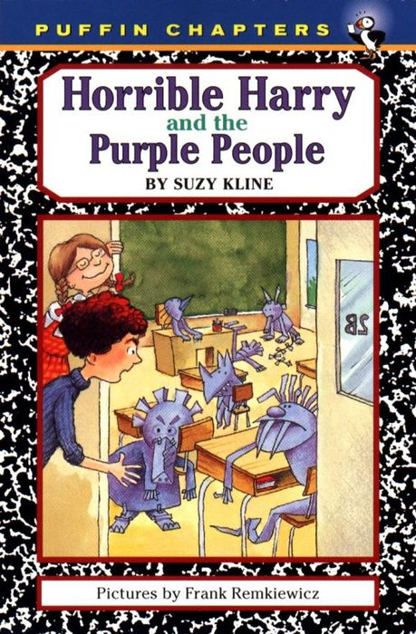 Купить Horrible Harry and the Purple People,
