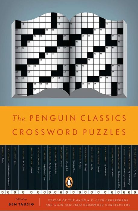 The Penguin Classics Crossword Puzzles penguin christmas classics 6 volume boxed set