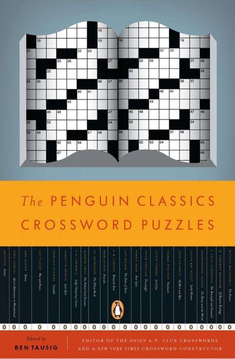 The Penguin Classics Crossword Puzzles art classics