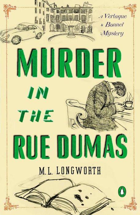 Murder in the Rue Dumas the murder wall