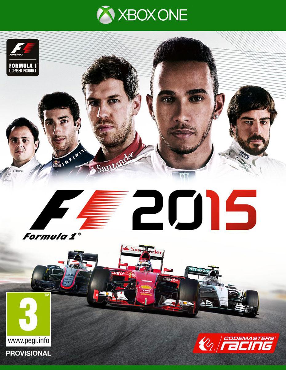 Zakazat.ru F1 2015 (Xbox One)