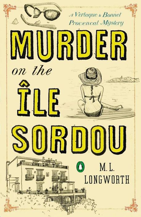 Murder on the Ile Sordou murder on the half shelf