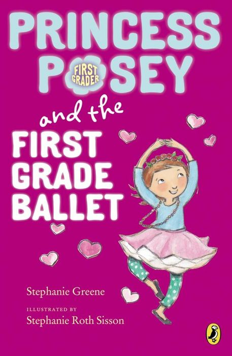 Princess Posey and the First Grade Ballet princess poppy ballet shoes