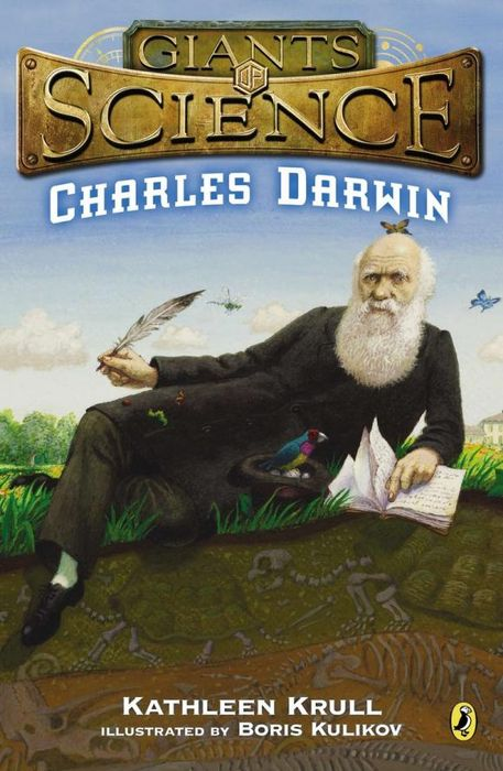 Charles Darwin victoria charles tiffany