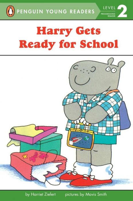 Harry Gets Ready for School roger priddy let s get ready for school simple maths маркер