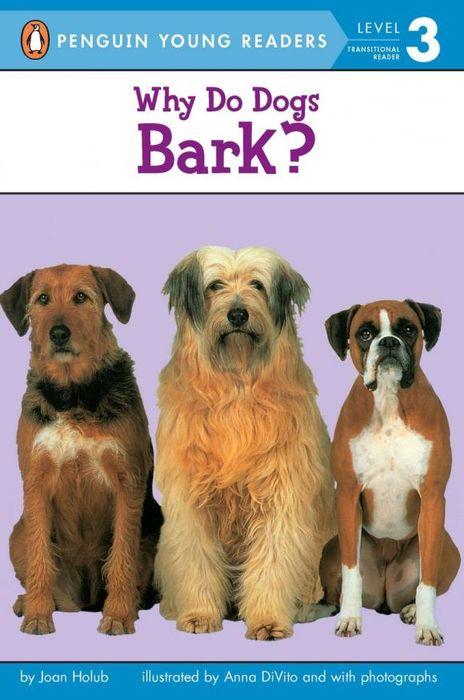 Why Do Dogs Bark? jez alborough some dogs do