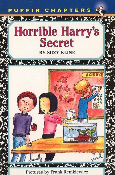 Horrible Harry's Secret horrible bear