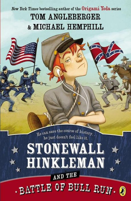 Stonewall Hinkleman and the Battle of Bull Run stonewall