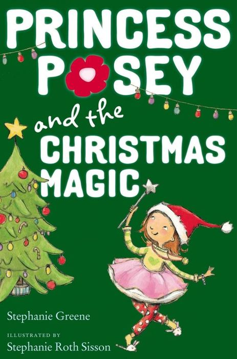 купить Princess Posey and the Christmas Magic недорого