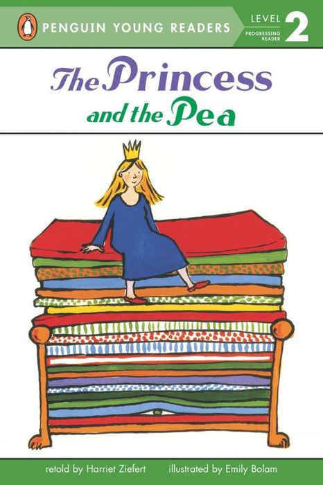 The Princess and the Pea, Зарубежная литература для детей  - купить со скидкой