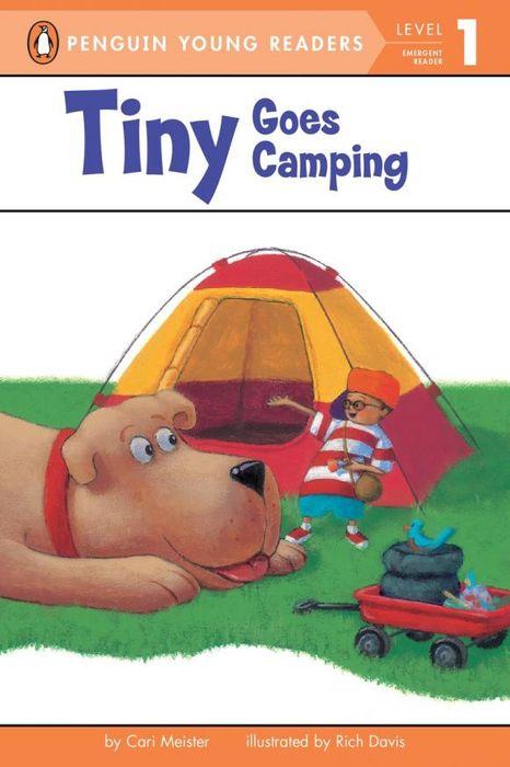 Tiny Goes Camping tiny goes camping