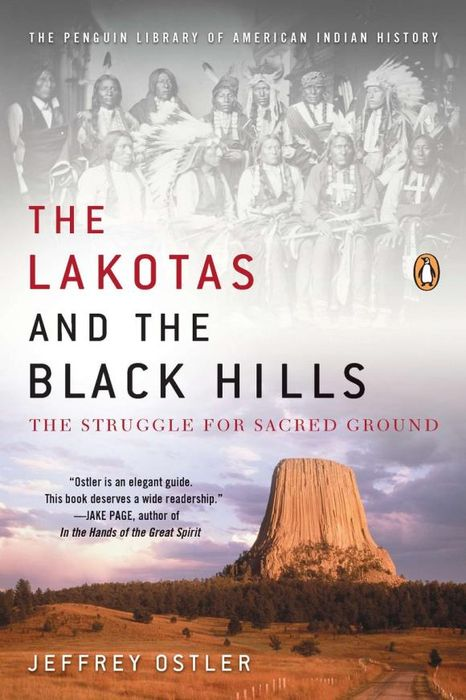 The Lakotas And the Black Hills bim and the cloud