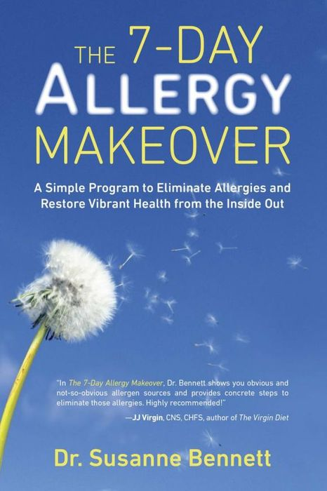 The 7-Day Allergy Makeover manuscript makeover