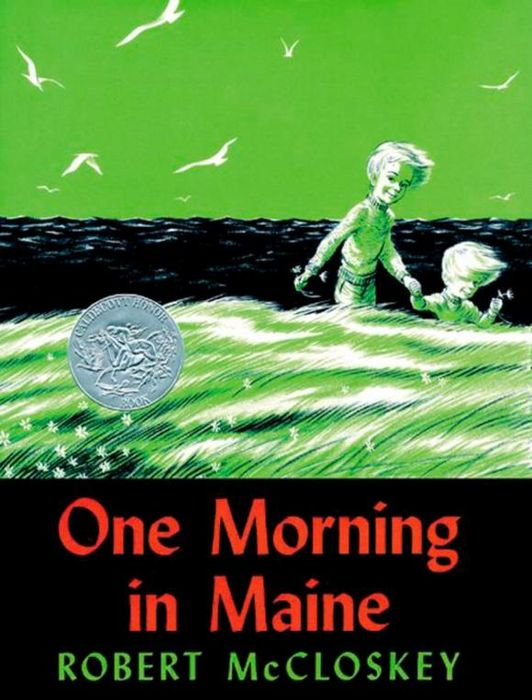 Zakazat.ru: One Morning in Maine
