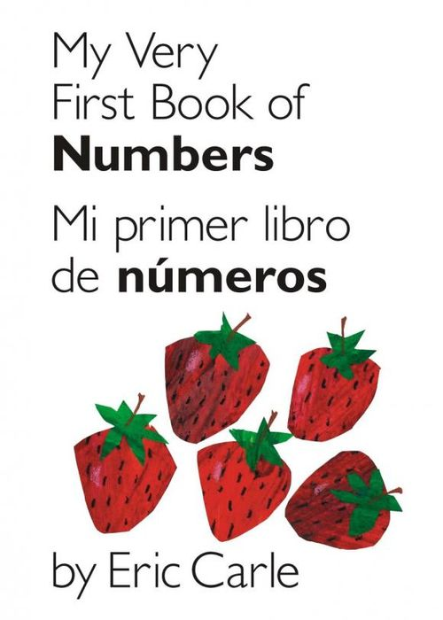 My Very First Book of Numbers / Mi primer libro de numeros my very first book of shapes