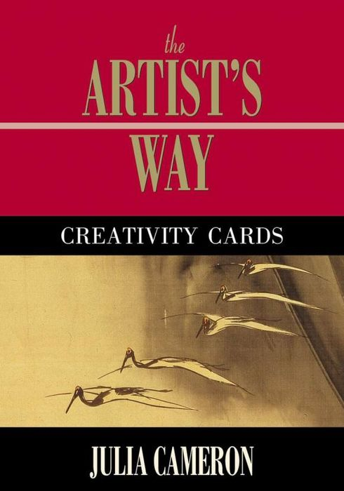 The Artist's Way Creativity Cards кисти валики live cards 572