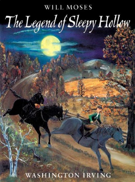 The Legend of Sleepy Hollow the legend of sleepy hollow and other stories
