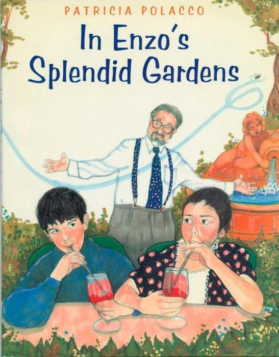In Enzo's Splendid Garden in garden мармелад 10