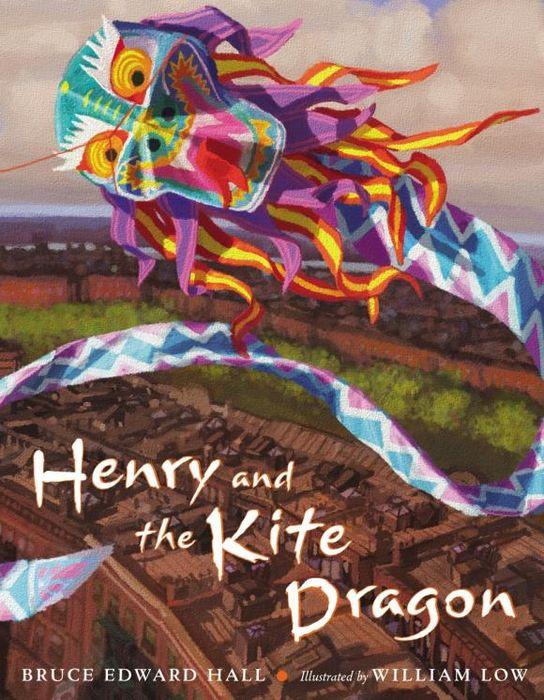 Henry & the Kite Dragon henry smith пальто