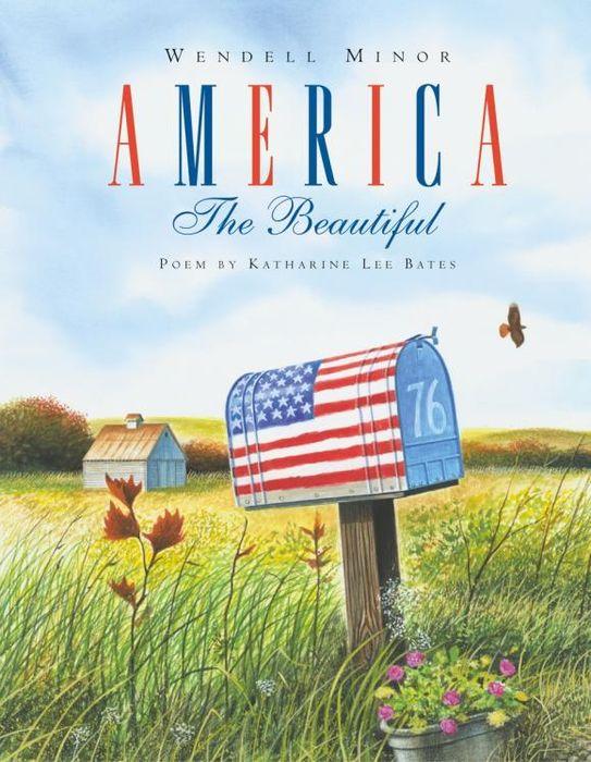 America the Beautiful katharine bates america the beautiful