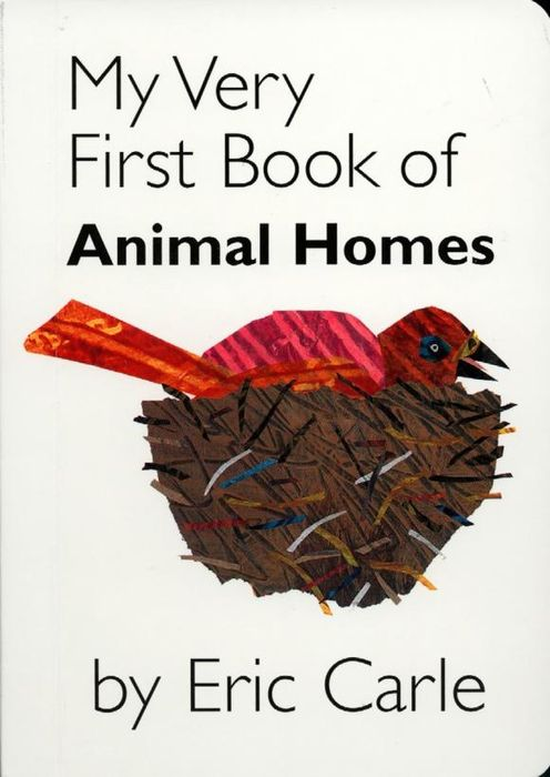 My Very First Book of Animal Homes my very first book of shapes