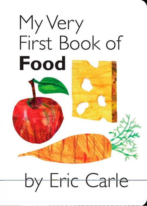 My Very First Book of Food купить