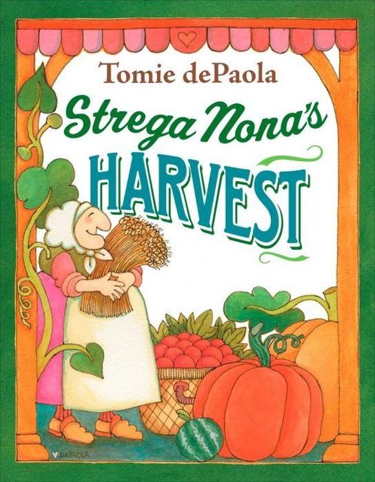 Strega Nona's Harvest harvest hunting