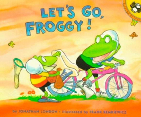 Купить Let's Go, Froggy!,