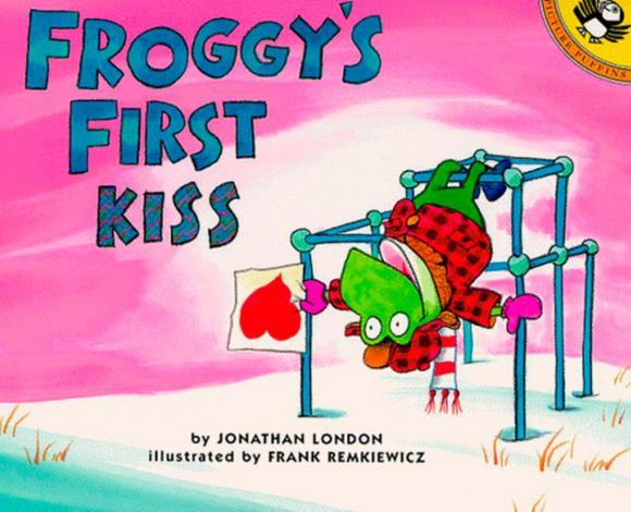 Купить Froggy's First Kiss,