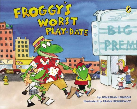 Froggy's Worst Playdate coupland d worst person ever isbn 9780099537397