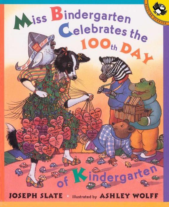 Miss Bindergarten Celebrates the 100th Day of Kindergarten miss selfridge mi035ewojz13