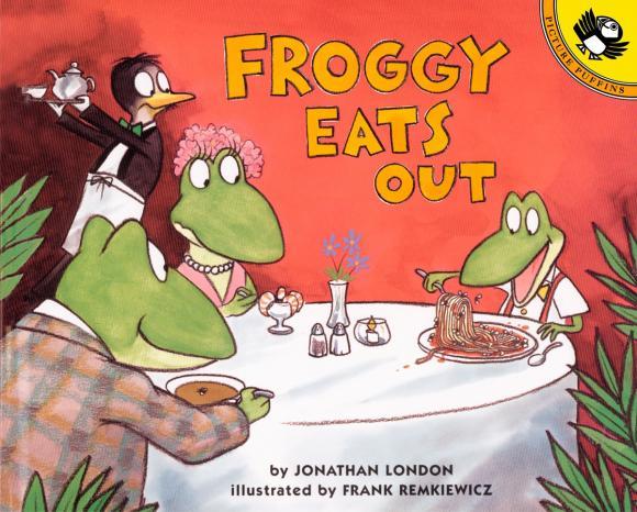Froggy Eats Out 101 cheap eats