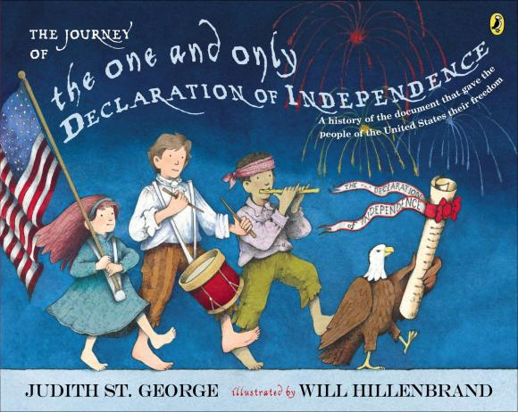 The Journey of the One and Only Declaration of Independence merchant of venice the