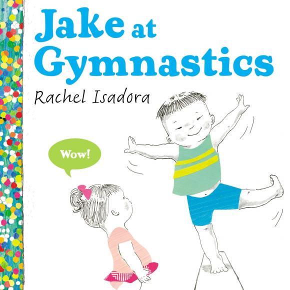 Jake at Gymnastics игровые наборы jake