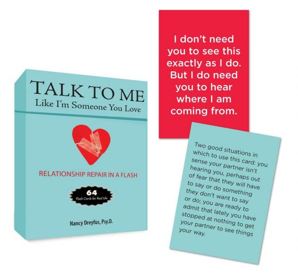 Talk To Me Like I'm Someone You Love: Flash Cards for Real Life 26 pcs in one postcard love you from a to z love letter romantic love christmas postcards greeting birthday cards 10 2x14 2cm