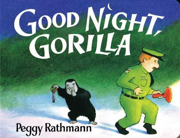 Good Night, Gorilla board book good night good knight