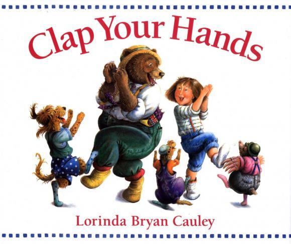 Clap Your Hands board book clap hands