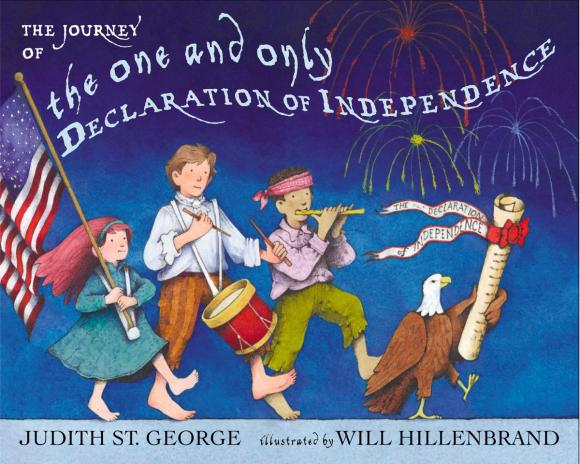 The Journey of the One and Only Declaration of Independence morais r the hundred foot journey