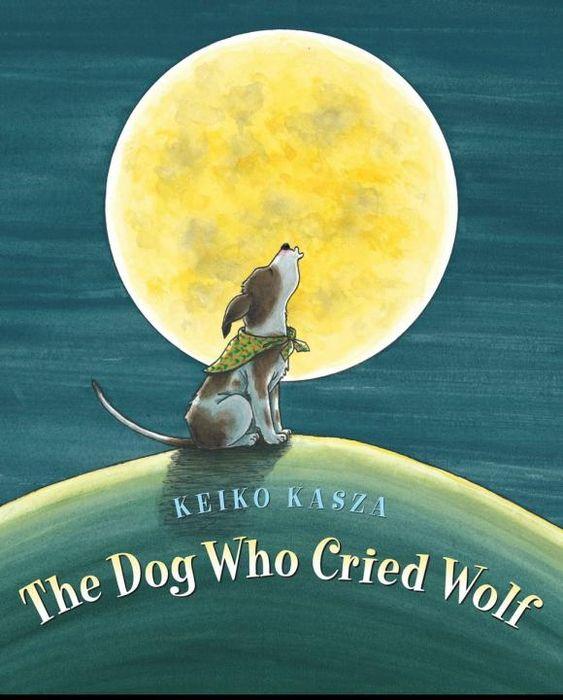 The Dog Who Cried Wolf latimer alex the boy who cried ninja