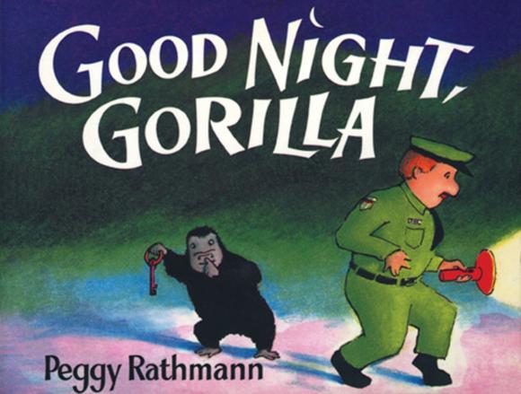 Good Night, Gorilla (oversized board book) mp116 sg32lt 3a board good working tested