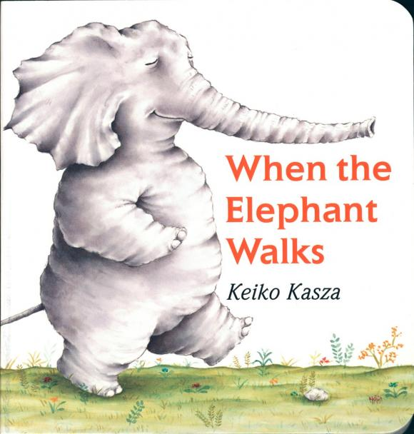 When the Elephant Walks the bear and the dragon