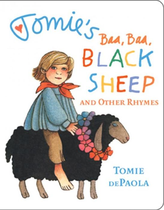 Купить Tomie's Baa Baa Black Sheep,