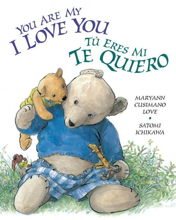You Are My I Love You / Tu eres mi te quiero i found you