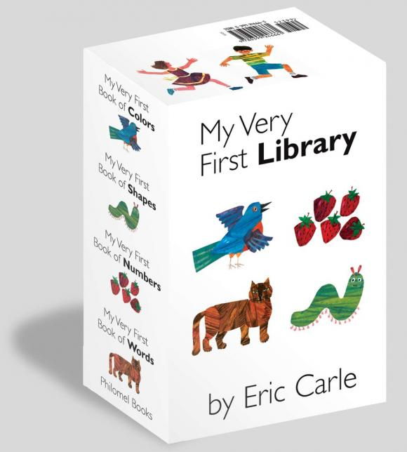My Very First Library davis sarah sirett dawn my first learning library box my first world abc numbers hb
