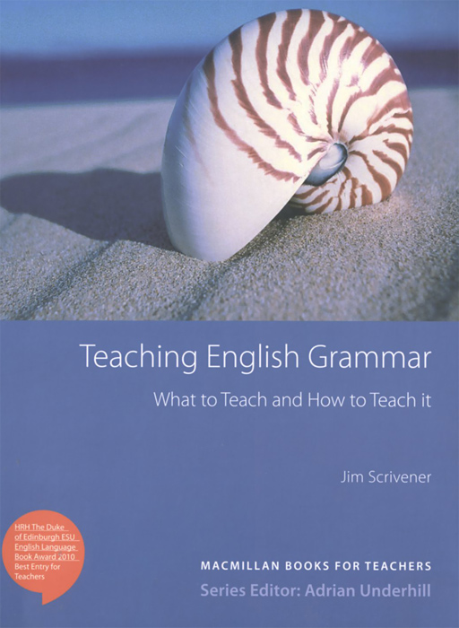 Teaching English Grammar: Books for Teachers bilingualism as teaching aid